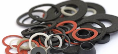 o-ring in gomma e in PTFE Teflon