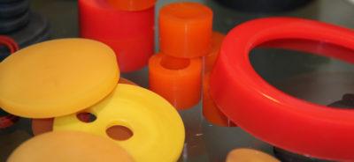 Materiale gomma elastomero produzione di guarnizioni industriali